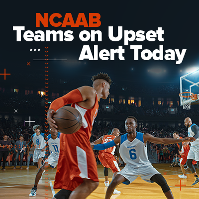 Daily Upset Alert: NCAA Basketball Underdog Picks