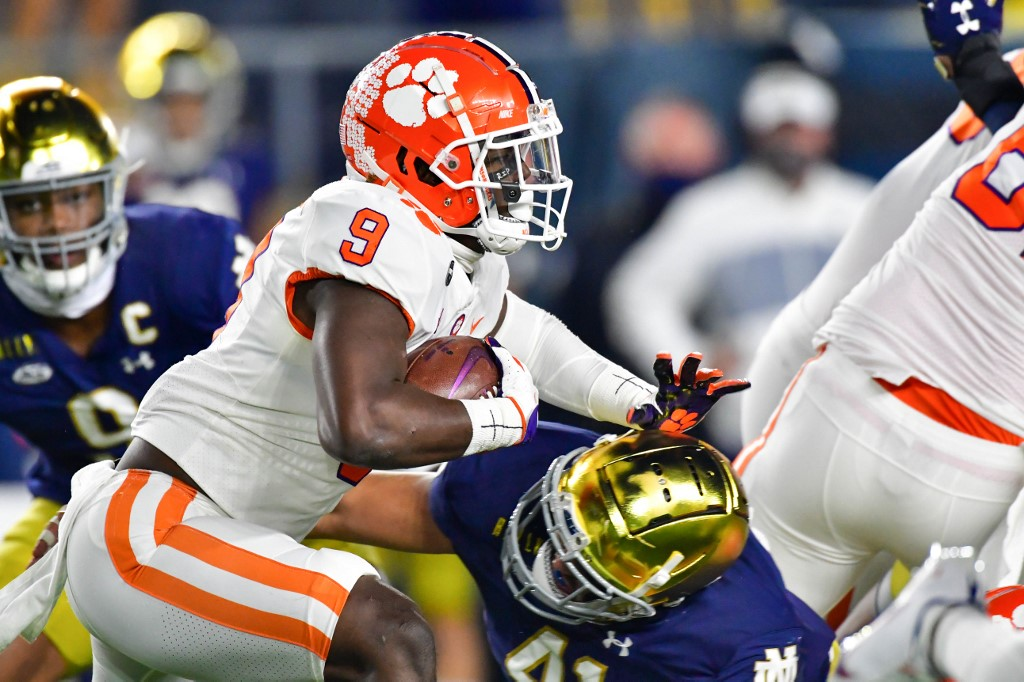 Clemson will meet Notre Dame again in the Championship game