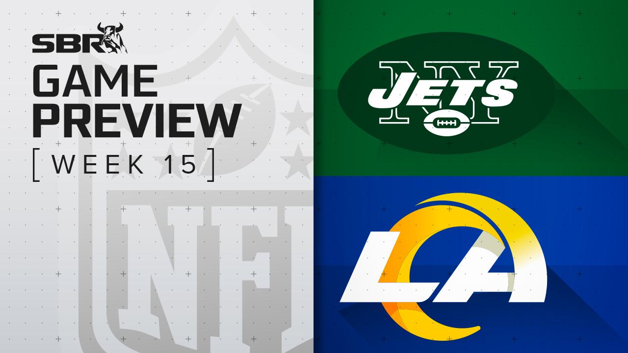 Jets vs. Rams: NFL Week 15 Picks and Game Predictions