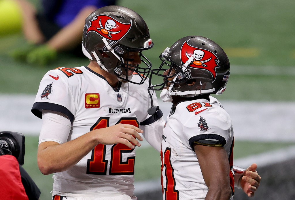 The Bucs are still trying to win their division