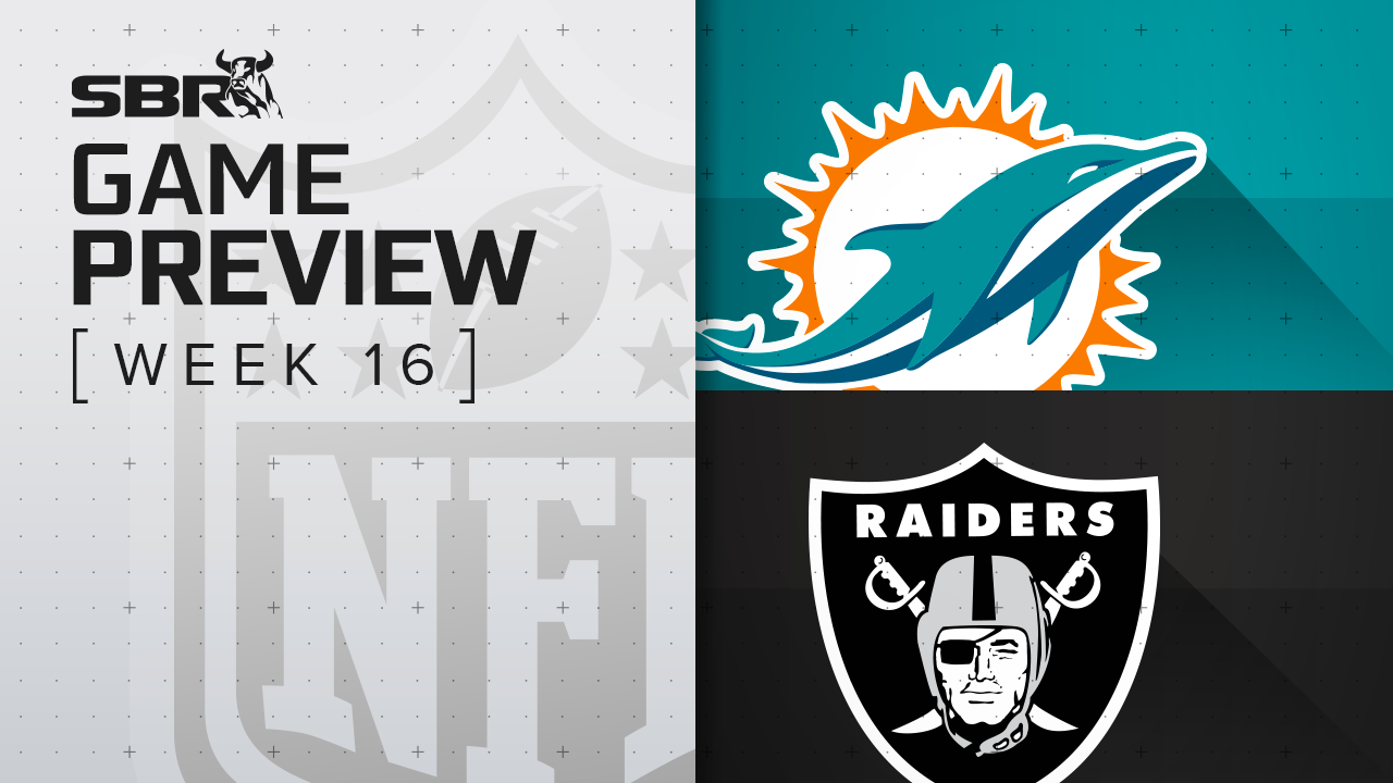 Dolphins vs. Raiders: NFL Week 16 Picks and Game Predictions