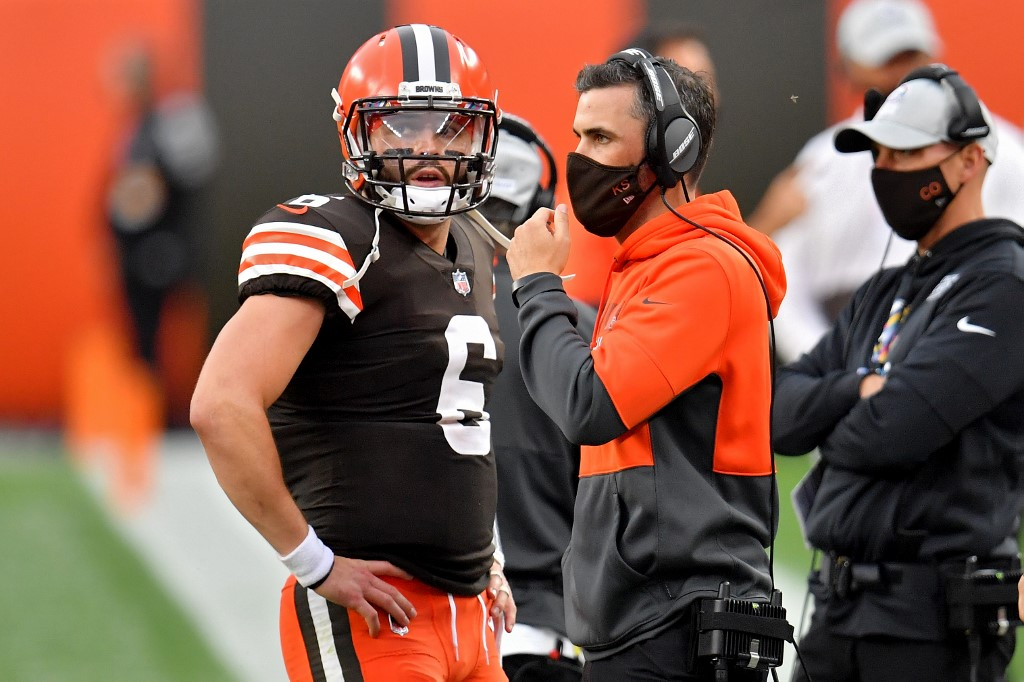 Kevin Stefanski has been a great addition for the Browns
