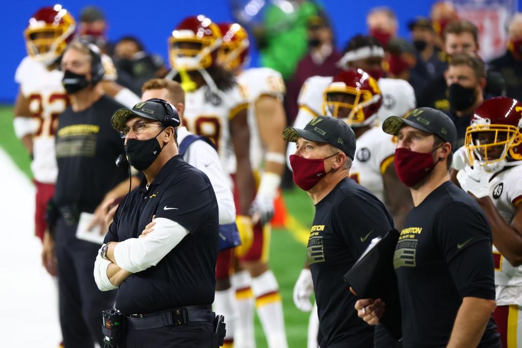 Ron Rivera's season has been full of adversity.