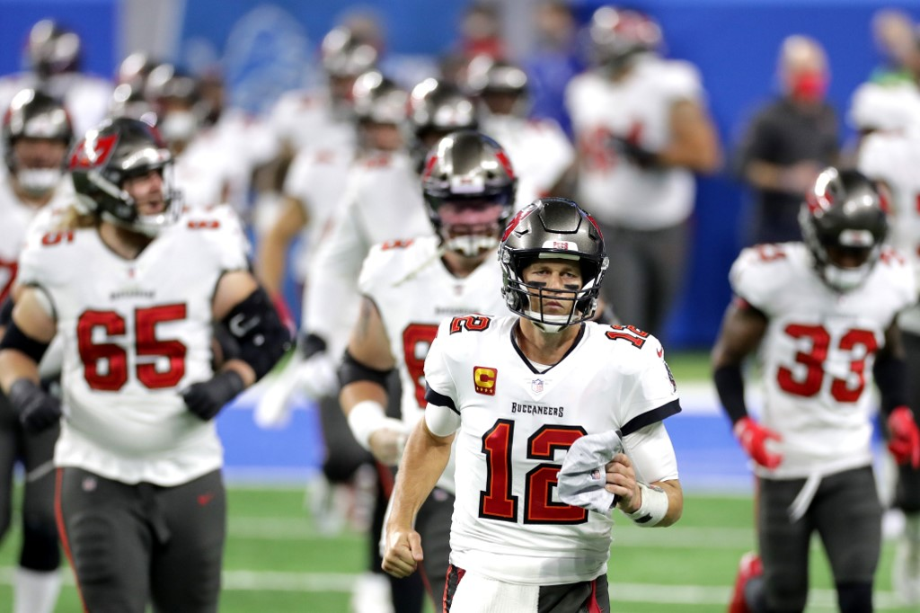 A win would help the Bucs seeding for the playoffs