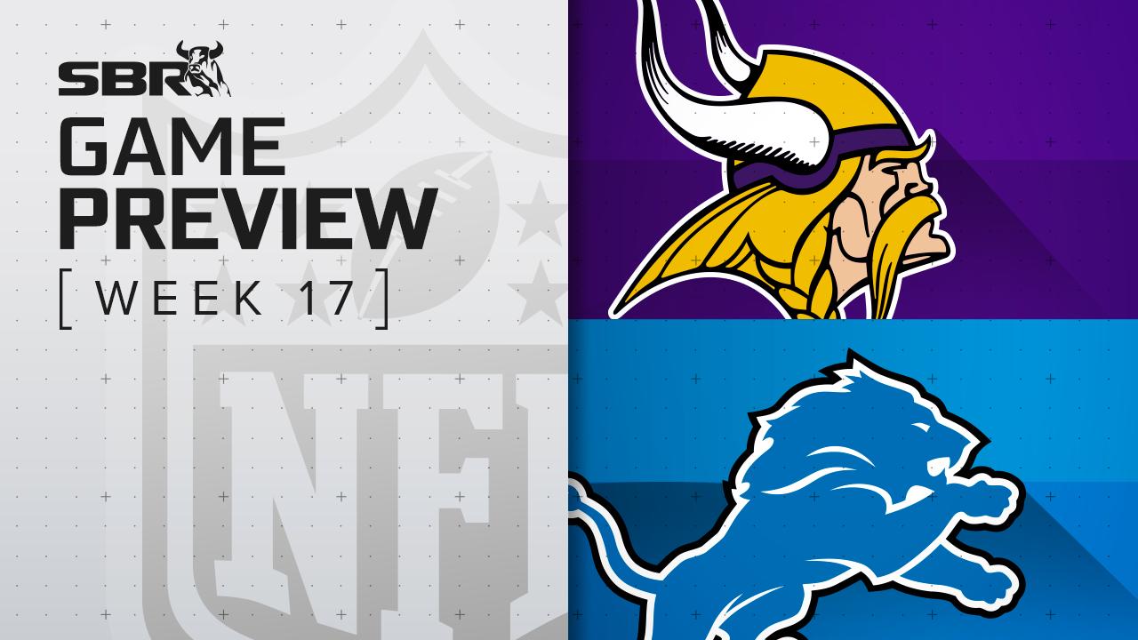Vikings vs. Lions: NFL Week 17 Picks and Game Predictions