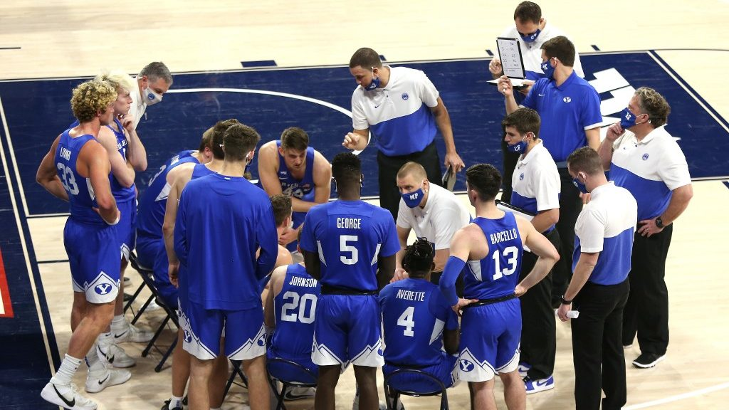 BYU vs. Saint Mary's: NCAA Basketball Picks and Predictions