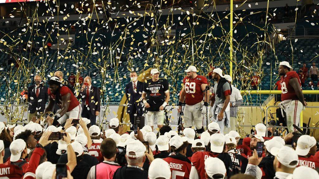 Can Alabama Repeat Next Season?