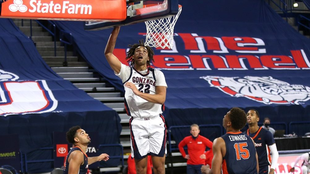 Gonzaga vs. Saint's Mary's: NCAA Basketball Picks and Predictions