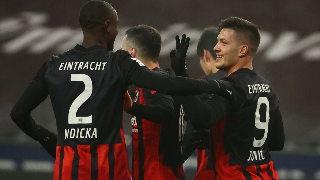 Bundesliga Round 17 Betting: Two-Team Parlay at +125
