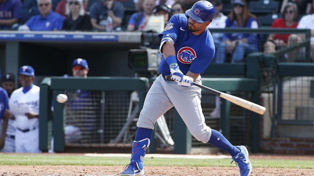 Can Kyle Schwarber Help the Nationals?