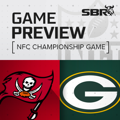 NFC Championship Game Buccaneers vs. Packers