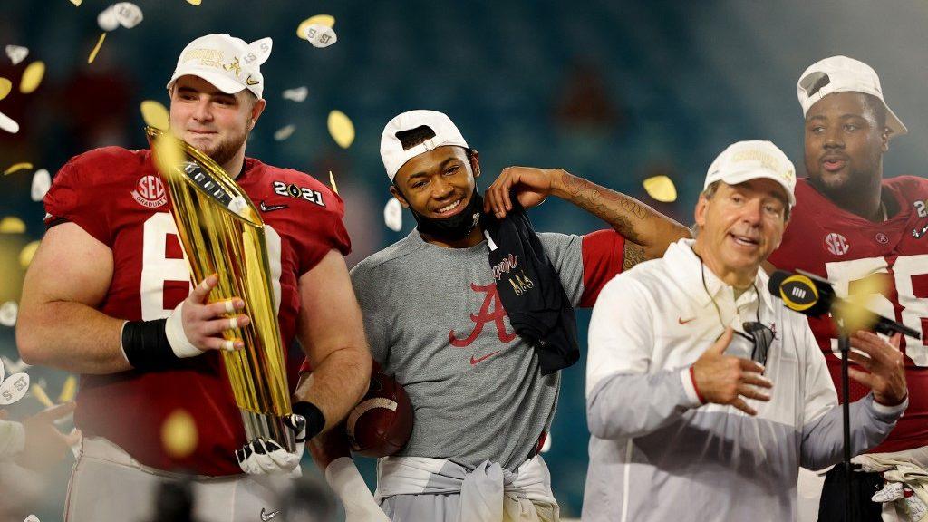 Teams That Could Challenge Alabama Next Season