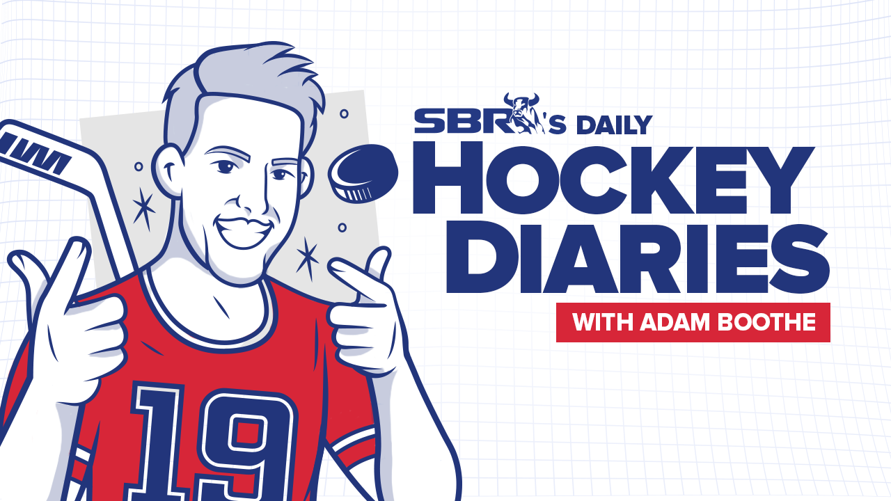 The Hockey Diaries: Another One