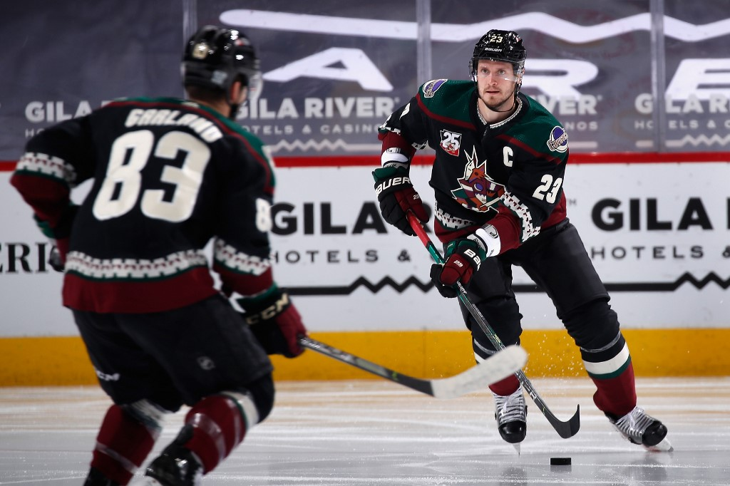 Oliver Ekman-Larsson of the Coyotes