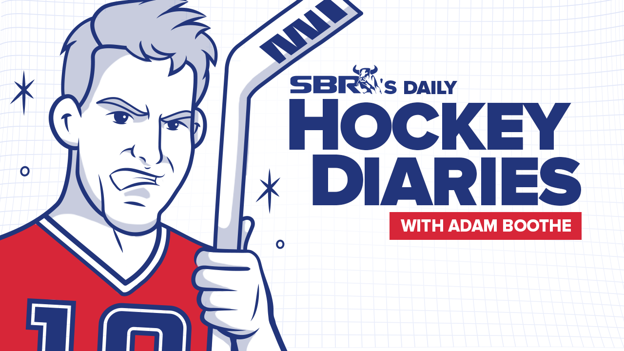 The Hockey Diaries: Blanked