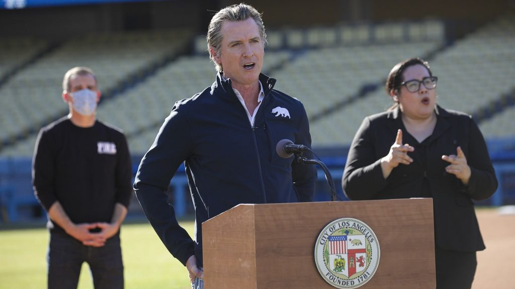 US Politics Prop Betting Odds to Remove Governor Newsom Climb