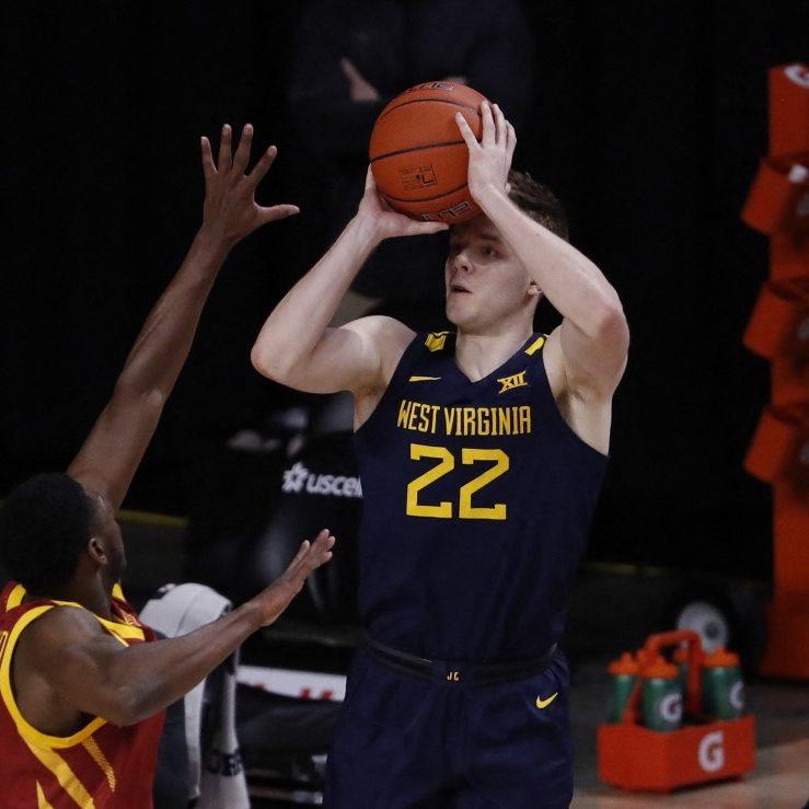 West Virginia vs. Texas: NCAA Basketball Picks and Predictions