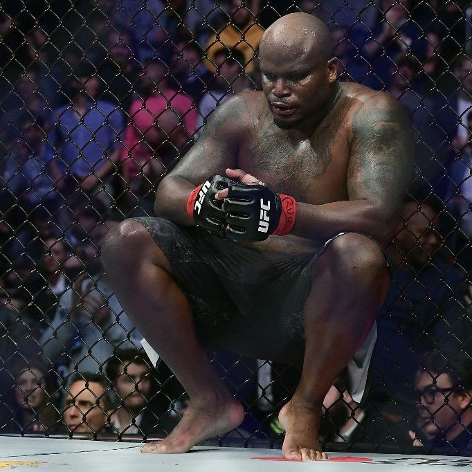 UFC Fight Night: Curtis Blaydes vs. Derrick Lewis Recap