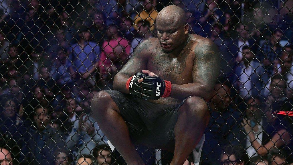UFC Fight Night: Curtis Blaydes vs. Derrick Lewis Recap