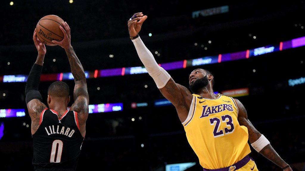 Trail Blazers vs. Lakers: NBA Picks and Predictions