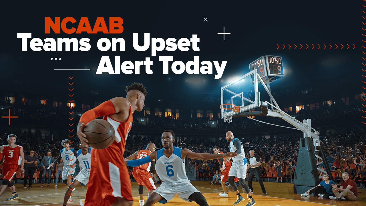 Daily Upset Alert: NCAA Basketball Underdog Picks