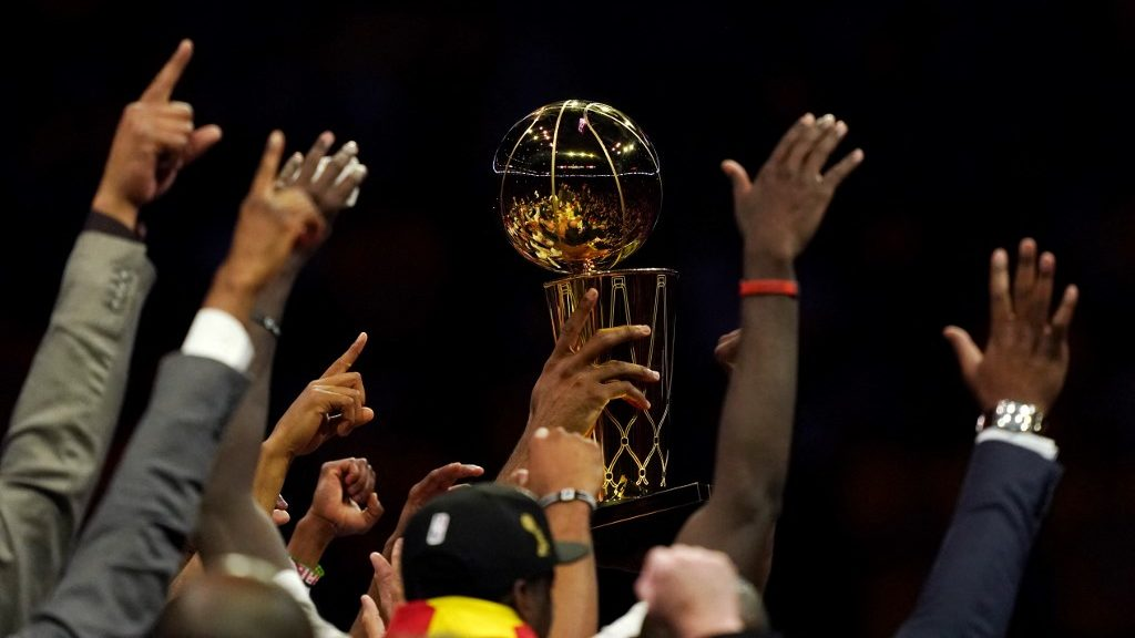 Latest Odds to Win the NBA Championship