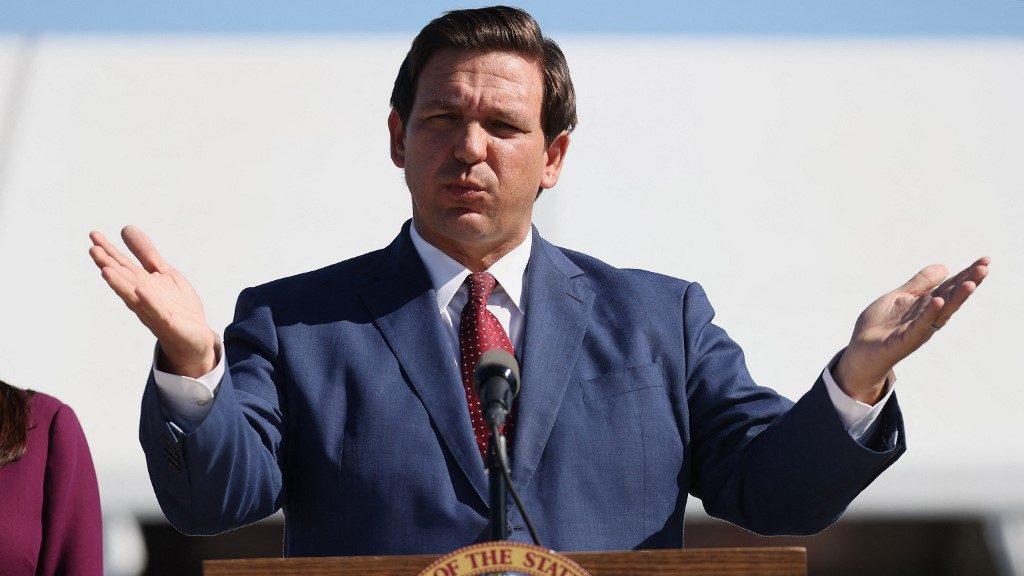 Florida Governor Ron DeSantis' Rising Star Spurs 2024 Talk