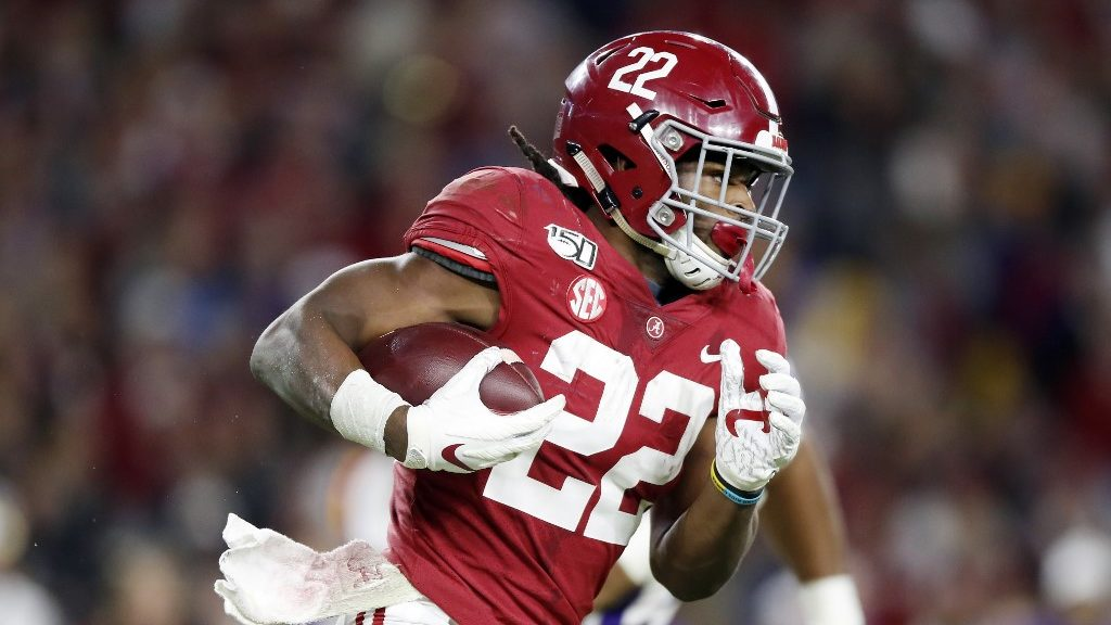 Who Will Be the First Running Back to Be Picked in the 2021 NFL Draft?