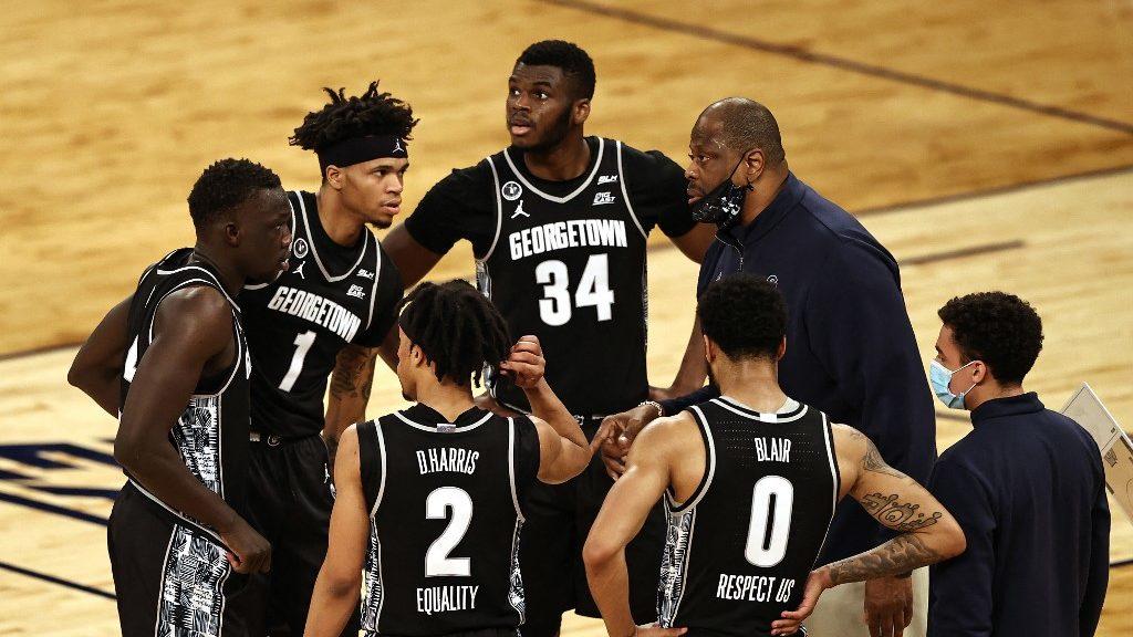 Georgetown vs. Colorado: NCAA Tournament First Round Picks