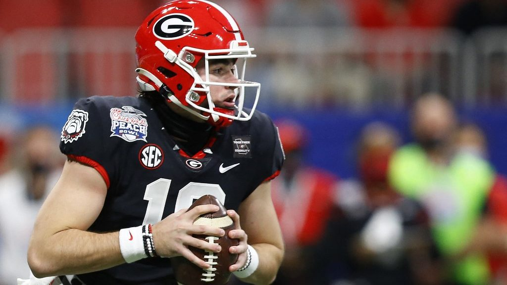 Georgia Will Not Win the College Football Playoff Next Season, Here's Why