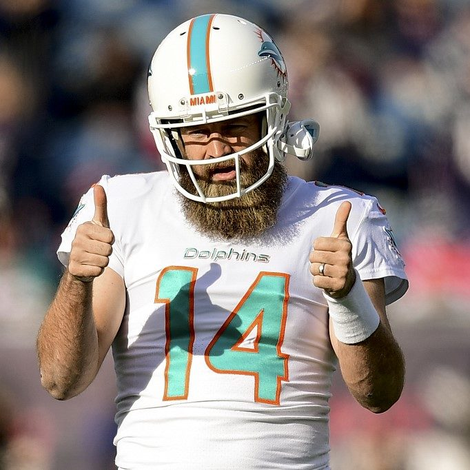 Is Ryan Fitzpatrick the Most Underrated Move in Free Agency So Far?