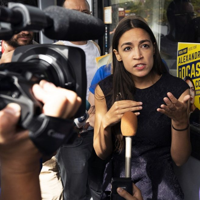 Alexandria Ocasio-Cortez Emerges Odds Rise in Early 2024 Democratic Nominee Race