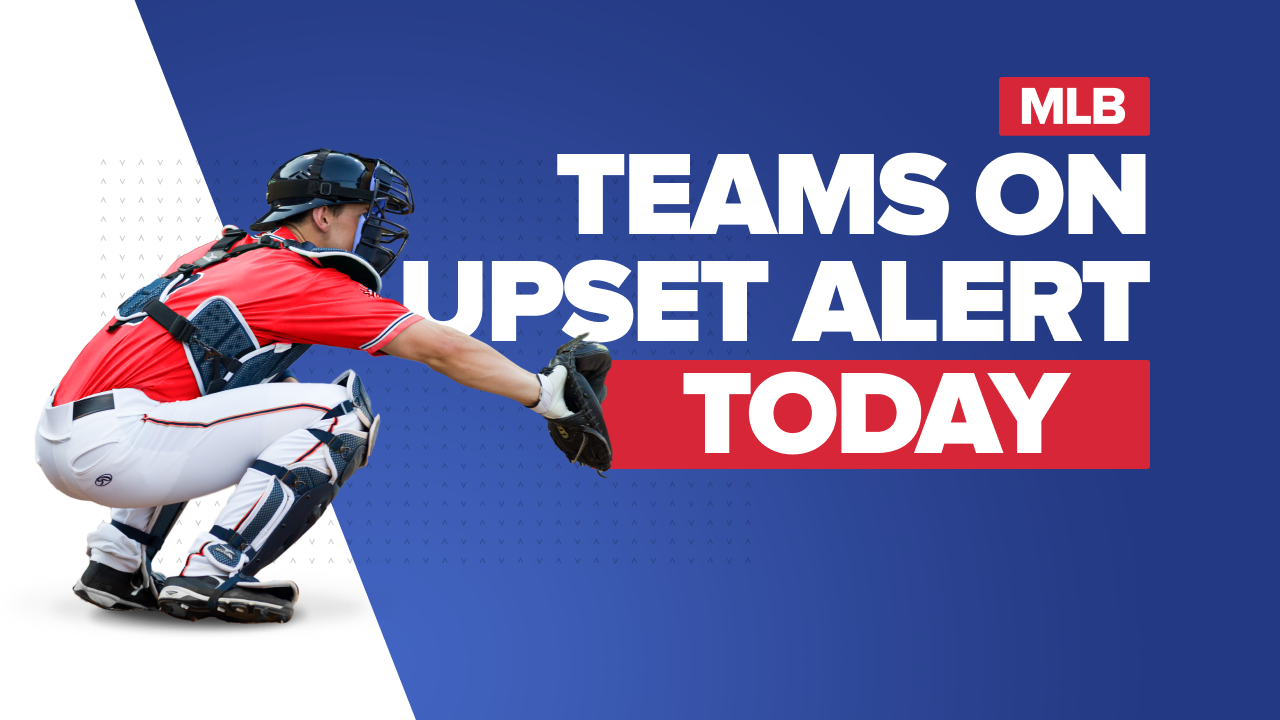 Daily Upset Alert: MLB Underdog Picks