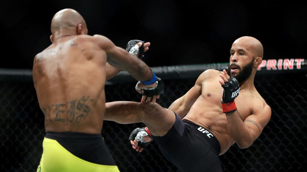 ONE on TNT 1 First Look: Demetrius Johnson vs. Adriano Moraes Picks