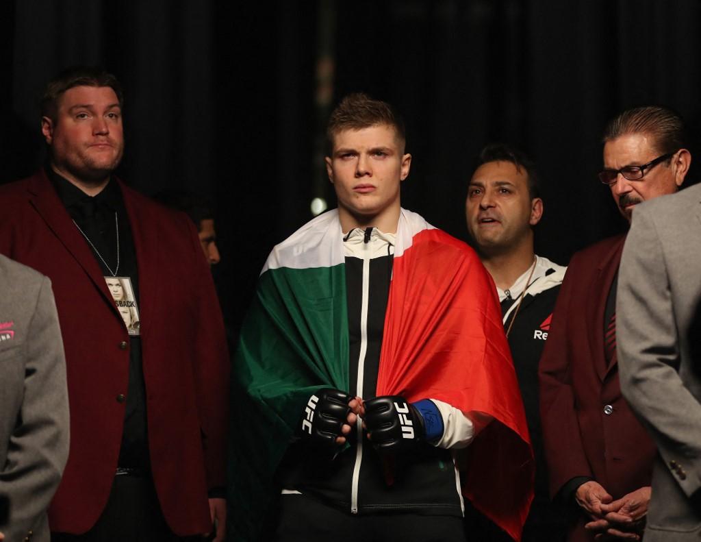 UFC Fight Night: Marvin Vettori vs. Kevin Holland