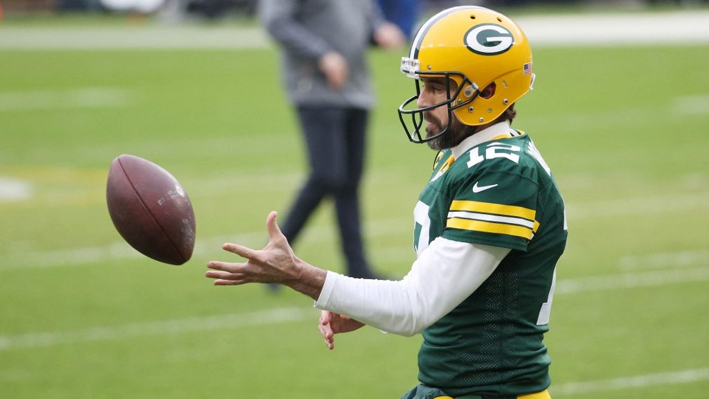 Can Aaron Rodgers Repeat as NFL Regular Season MVP?