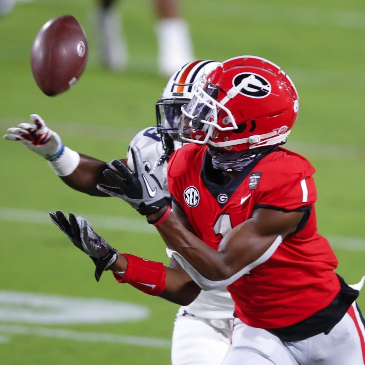 What George Pickens' ACL Injury Means for Georgia