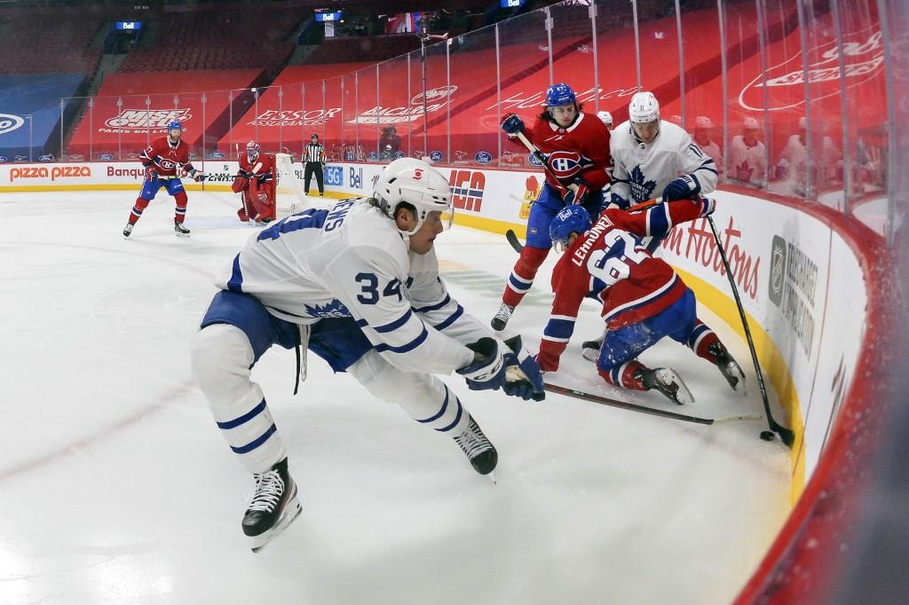 Canadiens vs. Maple Leafs