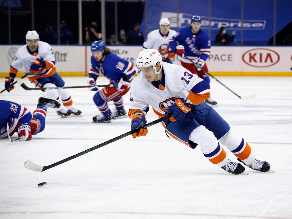 Islanders vs. Rangers