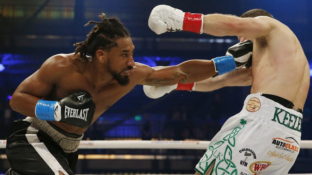 Demetrius Andrade vs. Liam Williams: Free Boxing Analysis and Pick