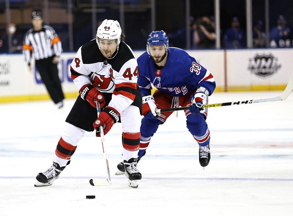 Devils vs. Rangers