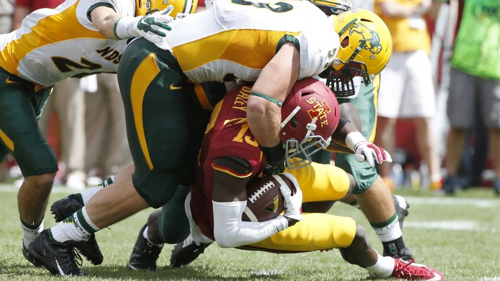 South Dakota State vs. North Dakota State FCS Spring Week 10 Picks