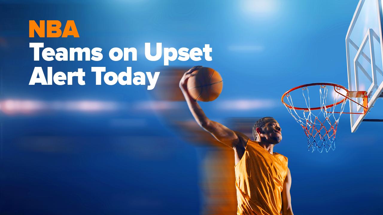 Daily Upset Alert: NBA Underdog Picks