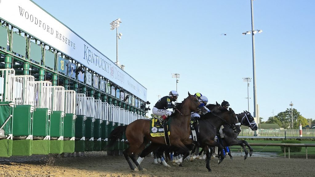 2021 Kentucky Derby Early Value Futures Betting