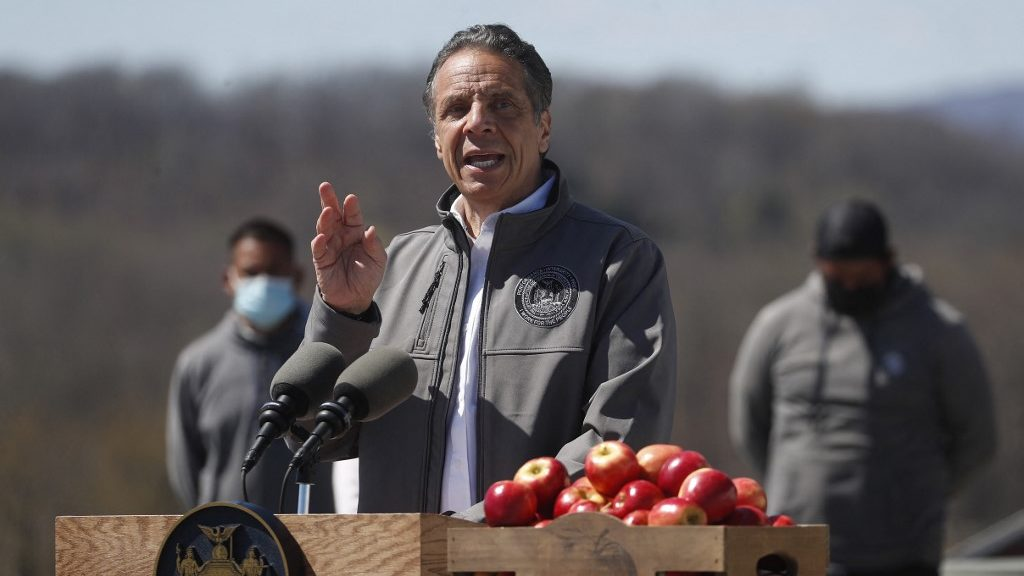 Andrew Cuomo's Re-election Odds Back On the Up