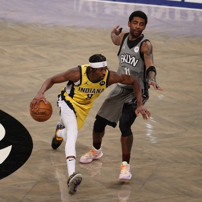 Nets vs. Pacers NBA Picks: The Other King James