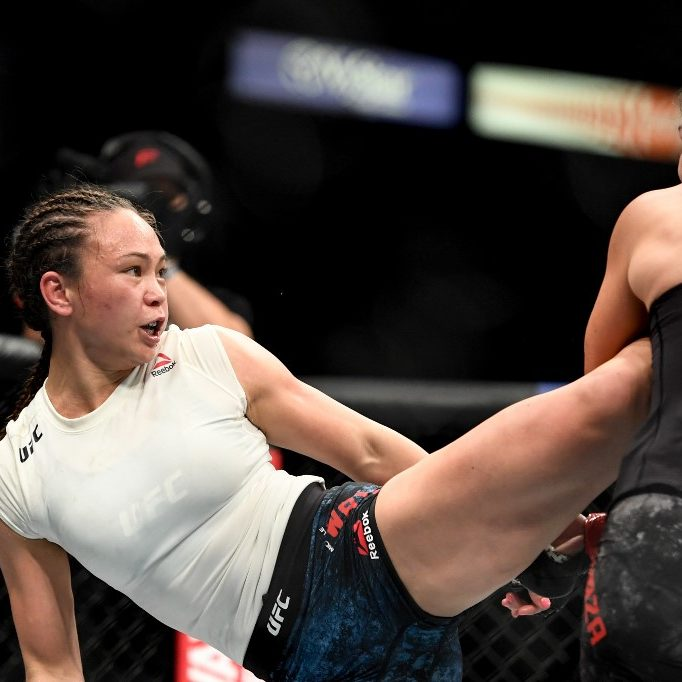 UFC Fight Night: Marina Rodriguez vs. Michelle Waterson Main Event Picks