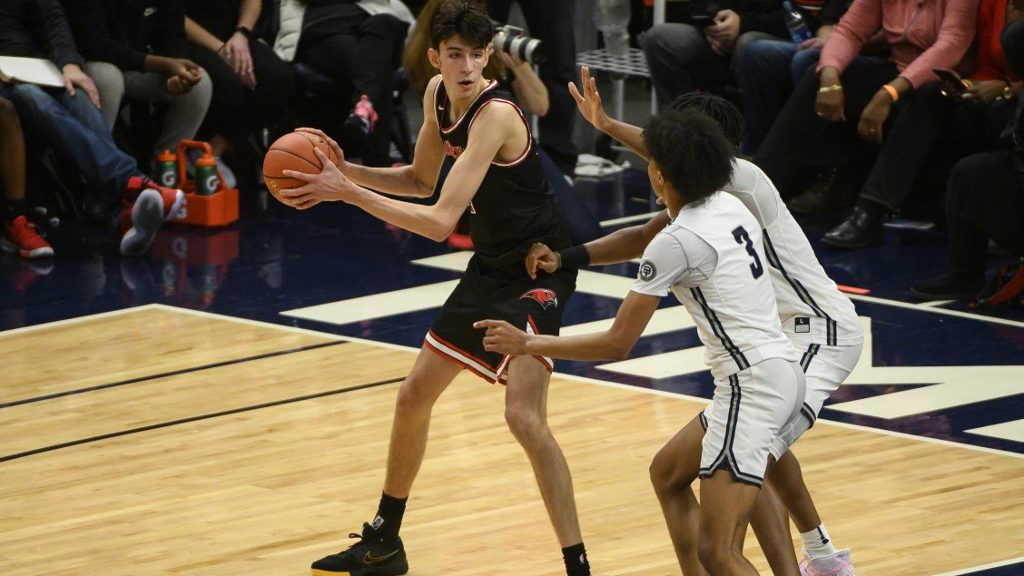 How Will No. 1 Recruit Chet Holmgren Fare at Gonzaga?