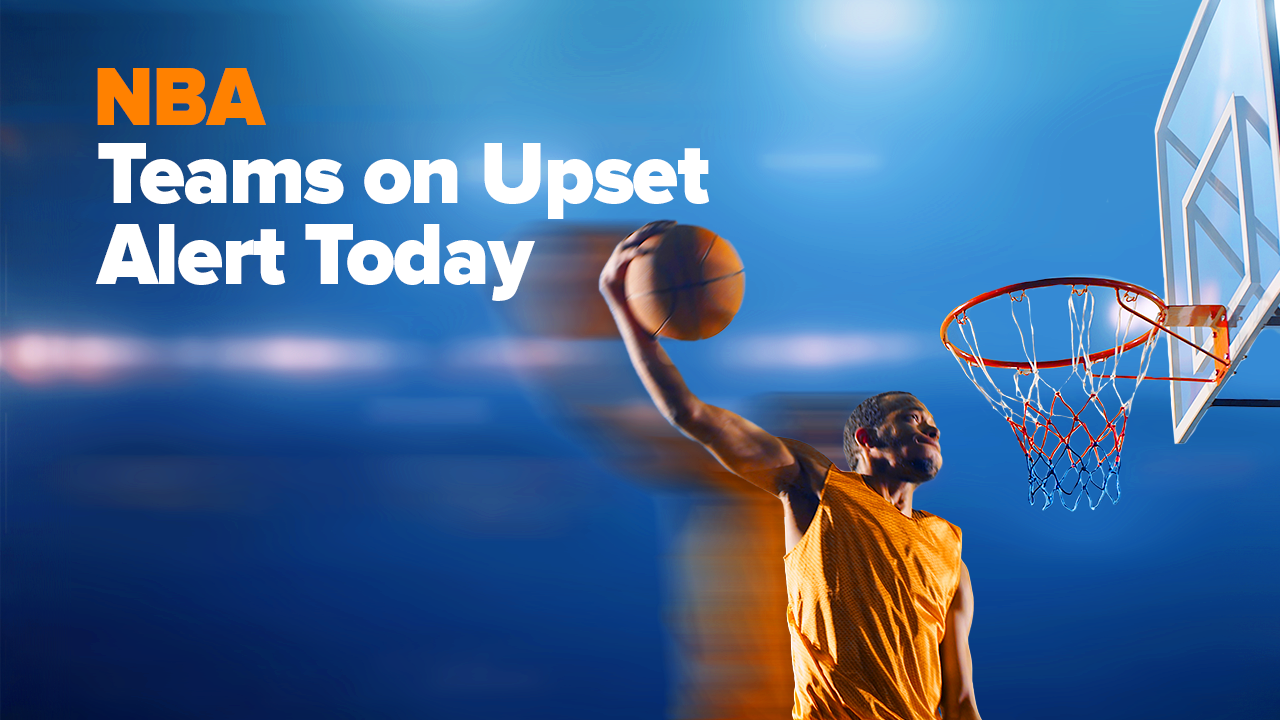 Daily Upset Alert: NBA Underdog Picks