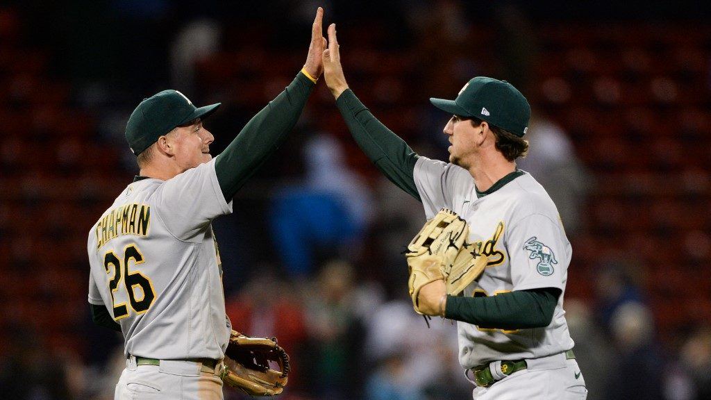 Athletics vs. Red Sox MLB Picks and Odds Analysis